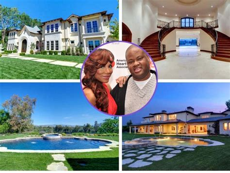 my dream home com tamar braxton vincent herbert mansion my dream home and