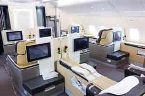 airbus a380 class cabin lufthansa a380 class frankfurt singapore bart la