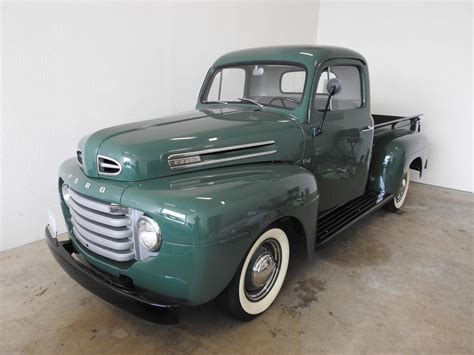 Ford For Sale by 1950 Ford F1 For Sale 1908558 Hemmings Motor News