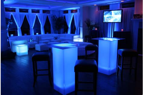 Club Couches by Limelight Event