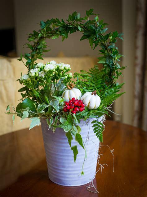 in door plants pot three four plants argements video indoor arrangements
