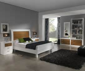 chambre contemporaine muebles dany