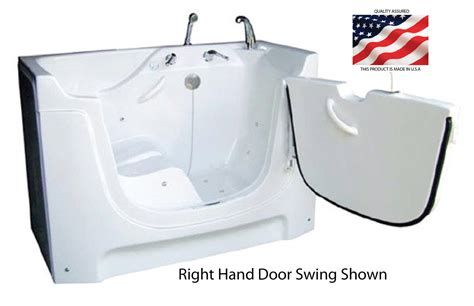 bathtubs made in usa st croix walk in tub by rane walk in tubs made in usa