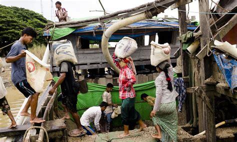 Demand Letter Myanmar Worker greening myanmar projects wwf