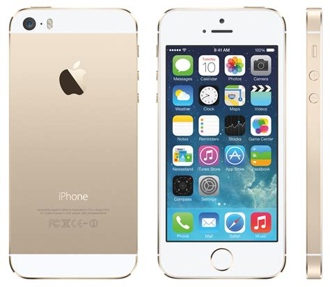 iphone 5s front apple bars gold green yellow device from devs