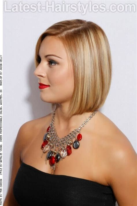 cutting a beveled bob hair style 19 black hairstyles for oval faces approved by celebrities