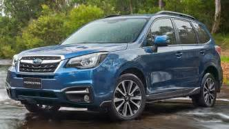 Subaru Cars 2016 Subaru Forester 2 5i S Review Road Test Carsguide
