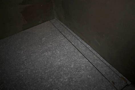 piatto doccia filo pavimento piastrellabile progetto realizzazione piatto doccia idee