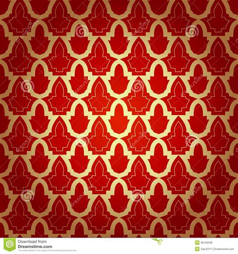 seamless pattern in islamic style seamless geometric pattern in islamic style royalty free