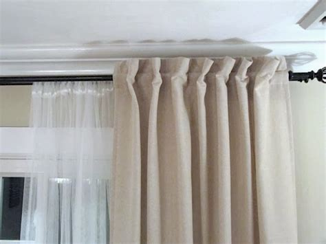 curtain top sew many ways how to turn tab top curtains to back tab