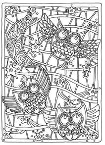 25 ideas owl coloring pages coloring pages print owl drawing easy