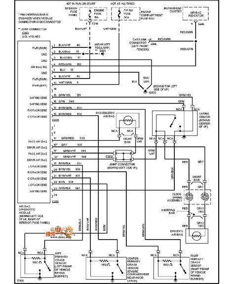 mazda 3 airbag wiring diagram 28 images volkswagen
