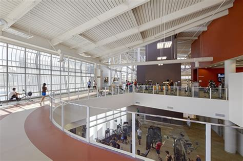 expand your college recreation center 3 for success