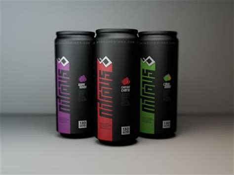 energy drink in black can 44 best images about isotonic drink on behance