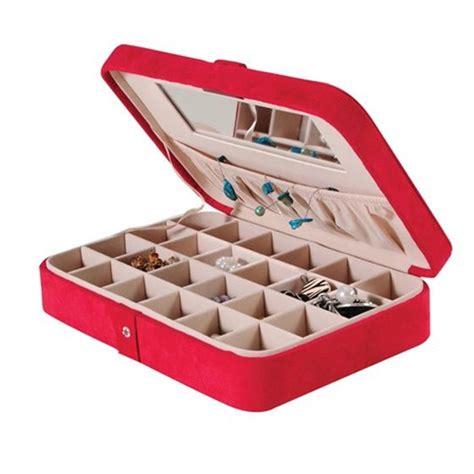 Kalung Ring Holder earring storage box