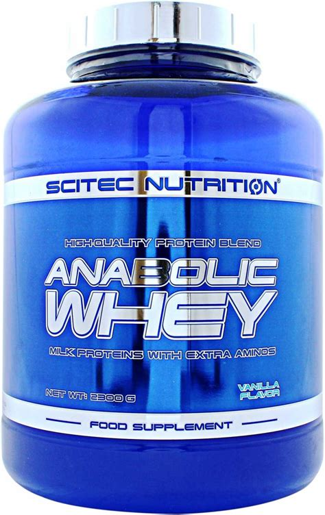 Whey Isobolic Scitec Nutrition Anabolic Whey Photo Gallery At Zumub