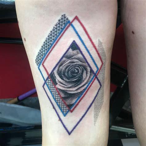 geometric tattoo artist essex reds tattoo parlour colour tattoo gallery