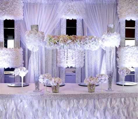 diy wedding table backdrop ideas 78 best images about wedding bliss in diy backdrops on vintage glam black
