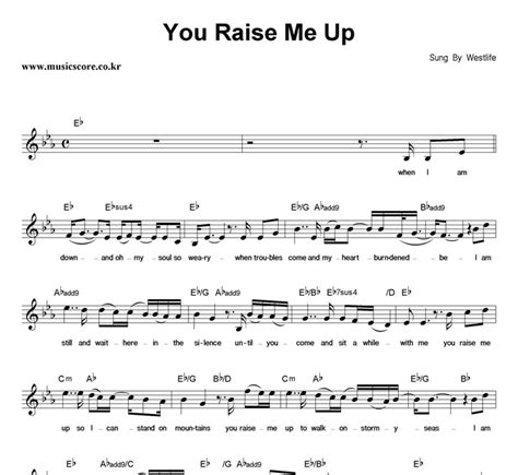 Download Mp3 Free You Raise Me Up | you raise me up westlife download
