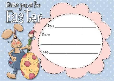 easter templates free easter printable kits