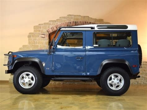 how does cars work 1997 land rover defender lane departure warning 1997 land rover defender 90 for sale in springfield mo stock p4635