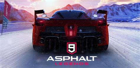 asphalt legends action car racing game apps