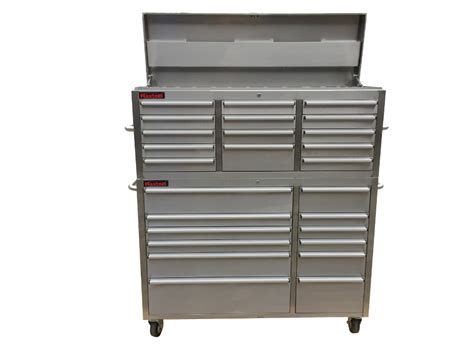 stainless steel tool cabinet 54 inch heavy duty stainless steel tool chest tool box