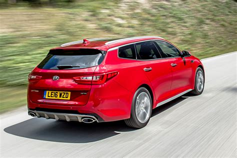 Kia Optima Sport Kia Optima Sportswagon Review Automotive
