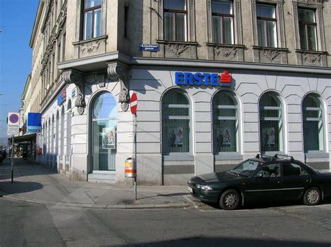 erste erste bank erste bank banks credit unions thaliastr 58