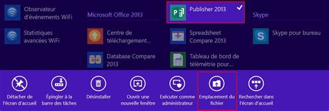 windows 8 d駑arrer sur le bureau comment cr 233 er un raccourci sur le bureau de windows 8 10