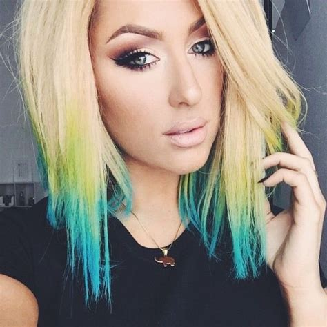 how to remove temporary hair color 25 best temporary hair color ideas on