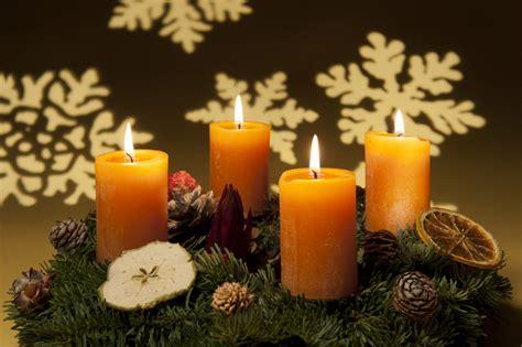 candele di natale 2 decori di natale insoliti soluzioni di casa