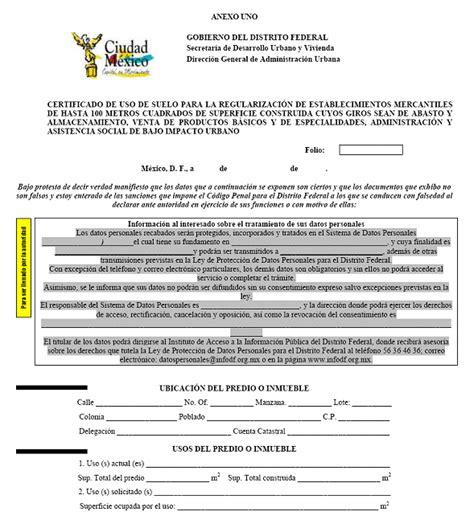 formulario universal tesoreria del d f 2016 tesoreria refrendo 2016 tenencia del df 2016