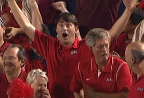 ole miss fan site awkward celebrating fans of the day these ole miss fans