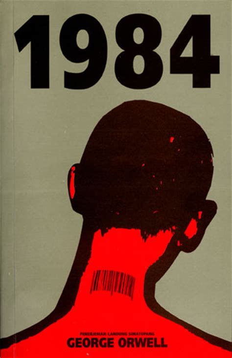 list of themes for 1984 books 1984 by george orwell cover art comments