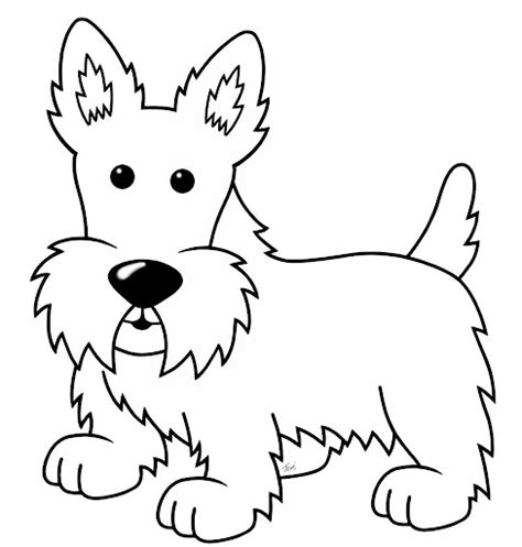 scottie dog coloring page dog embroidery patterns dog embroidery patterns