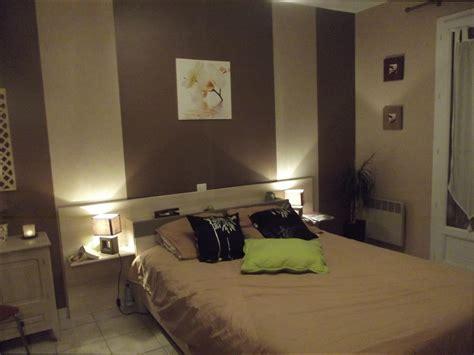 belle chambre a coucher rose