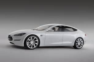 Tesla Electric Car Tesla Model S 50 000 Electric Car That Seats Seven
