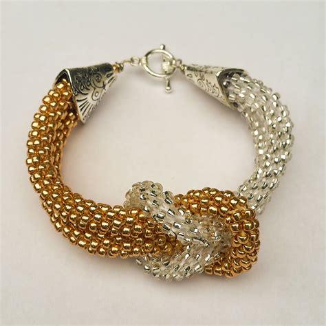 beaded kumihimo kumihimo knot bracelet charleytown jewels