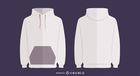 design white hoodie vector hoodie templates vector download
