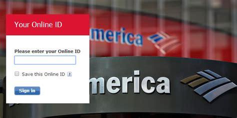 bank austria login probleme bank of america login bofa login problems