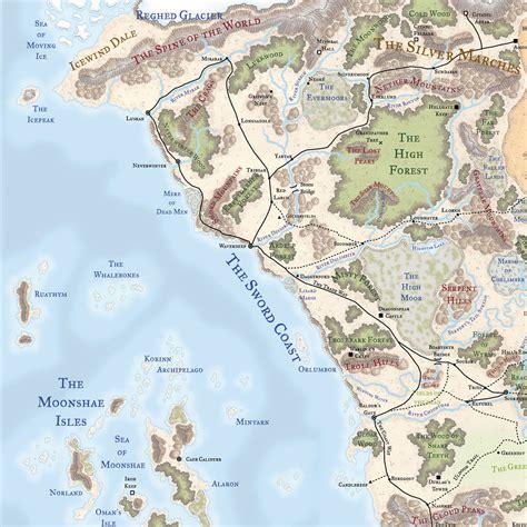 forgotten realms map frostford pass