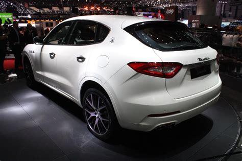 Maserati Levante Release Date 2017 Maserati Levante Release Date Price And Specs Roadshow