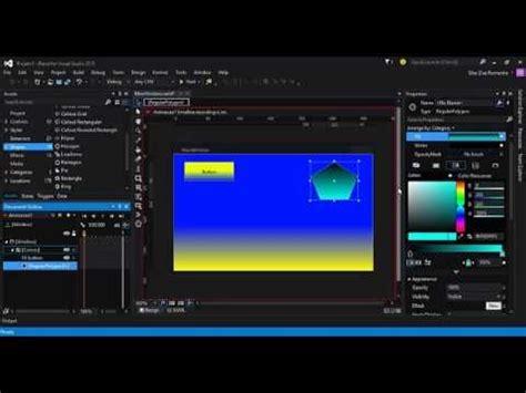 tutorial visual studio blend full download connect 514 blend for visual studio 2015