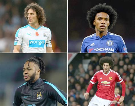 english premier league haircuts the top 20 worst hairstyles in the premier league