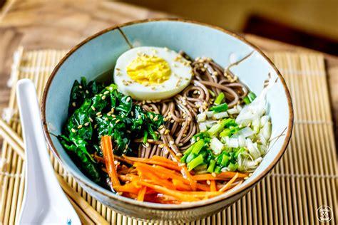 Handmade Ramen Noodles - easy soba noodle ramen