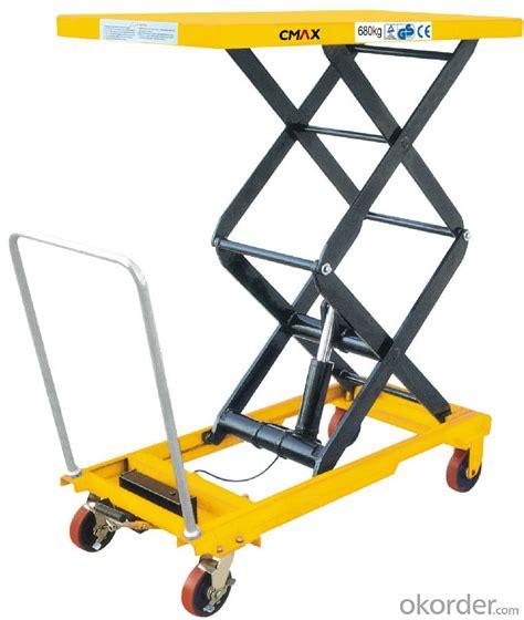 manual lift table buy lift table scissor lift table mini manual lift table spt500 price size weight model width