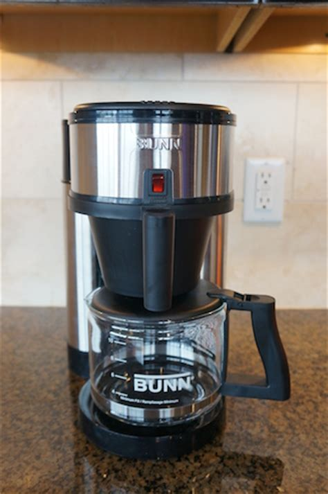 BUNN 10 Cup Velocity Brew NHS Review