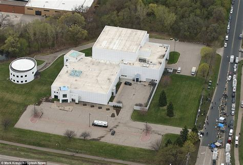 prince s paisley park estate will be turned into a museum