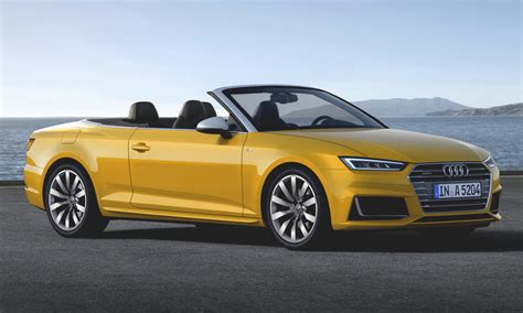 Audi A5 Cabrio Neues Modell 2015 by Next Generation Audi A5 Cabrio Audi Blog